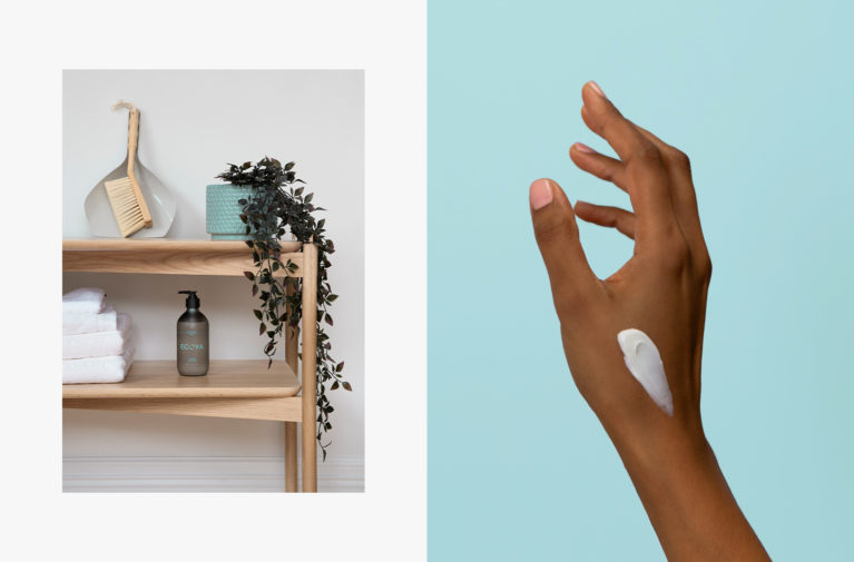 Switch Design, Auckland - Ecoya - Bodycare Campaign