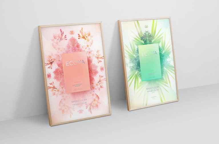 Switch Design, Auckland - Ecoya Limited Edition – 2019 Packaging & Campaign